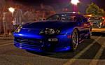 TST Meet - Blue Supra