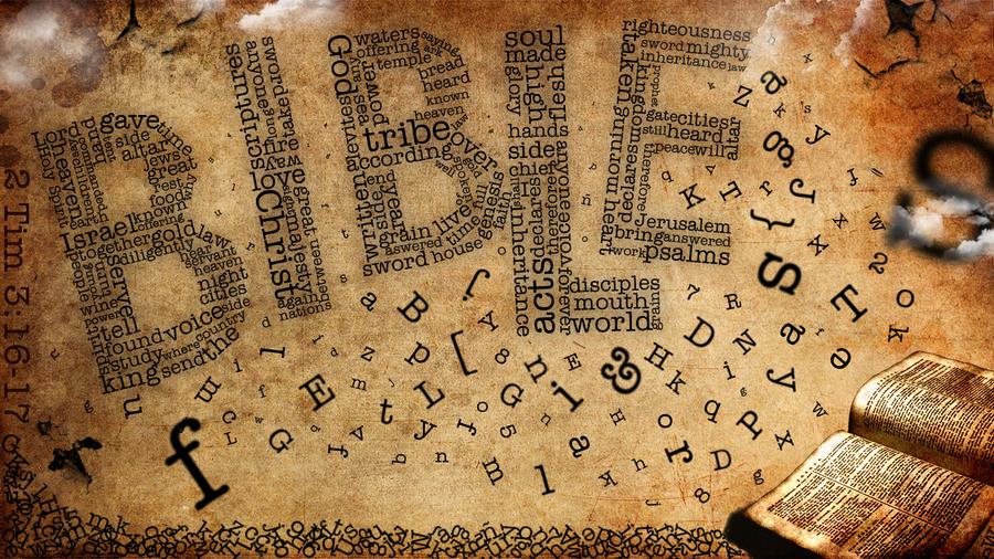 Bible by Blugi