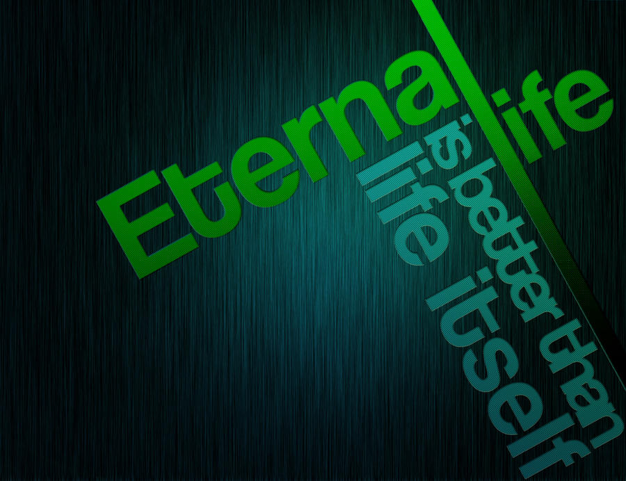 Eternal Life by Blugi
