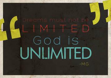 Unlimited Dreams