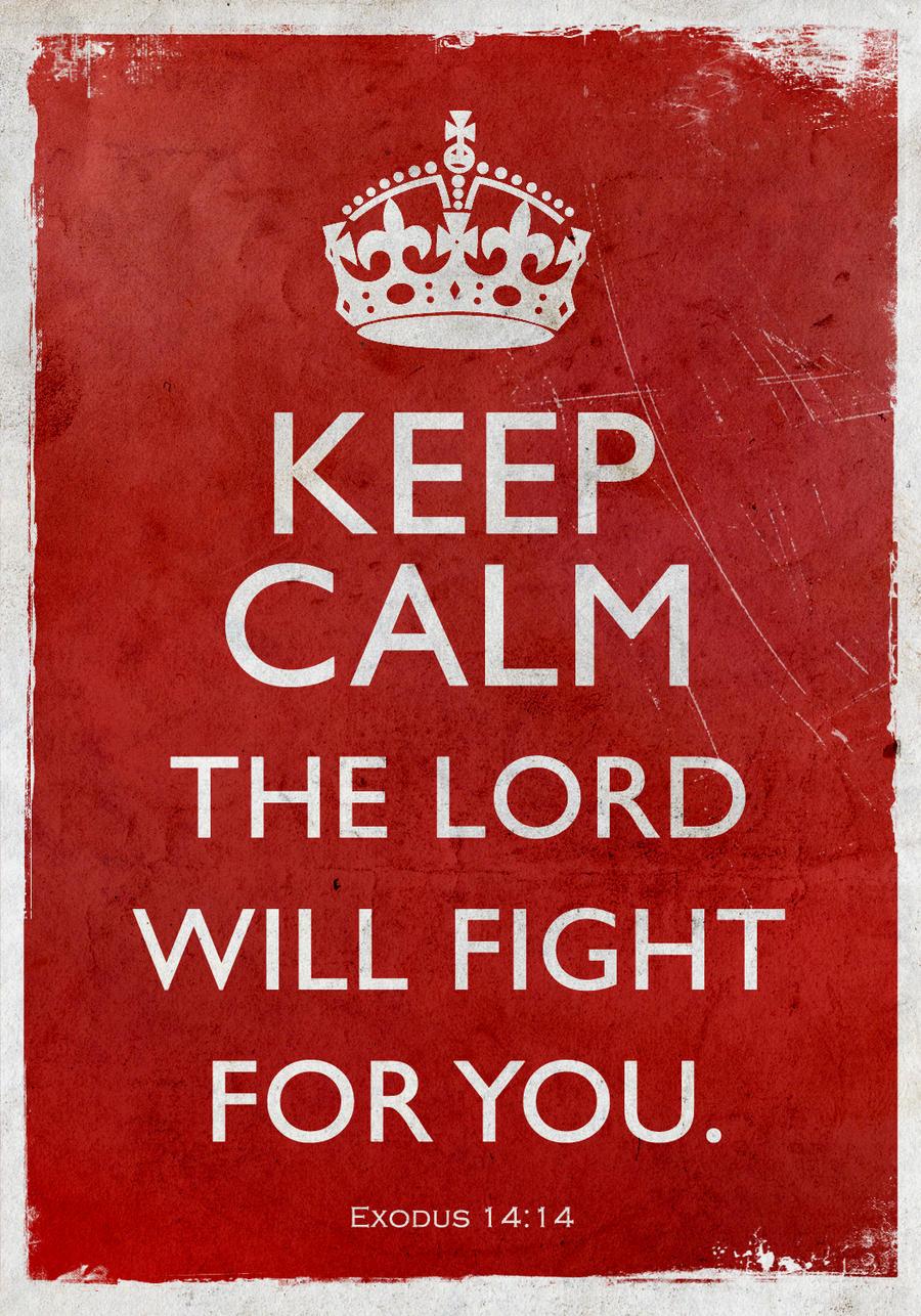 Keep Calm by Blugi