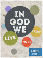 Acts 17:28 by Blugi