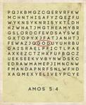Amos 5:4