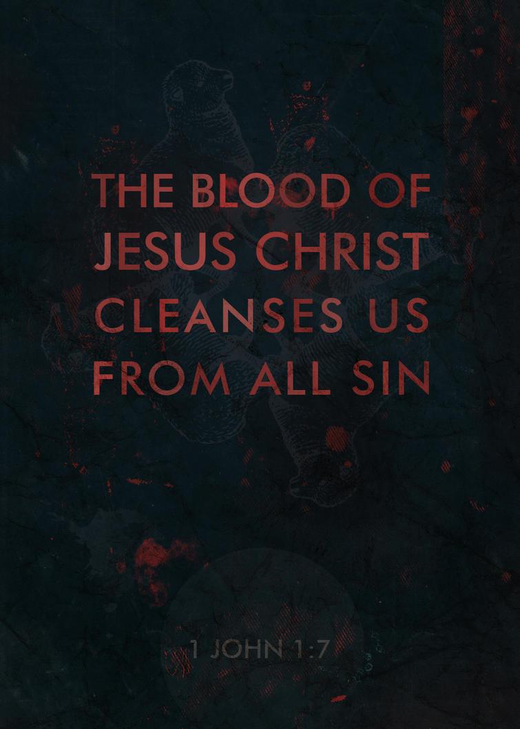 Jesus' Blood by Blugi