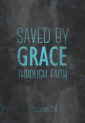 Saved by Grace by Blugi