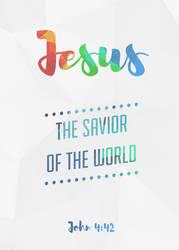 Savior of the World by Blugi