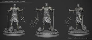 Tarot sculpt Final Preview 1