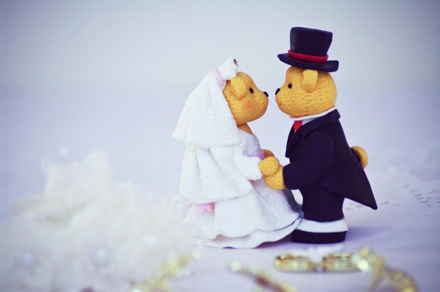 Artist Wedding Cake Toppers : Wedding Cake Topper by ArtlessHmmmm on DeviantArt