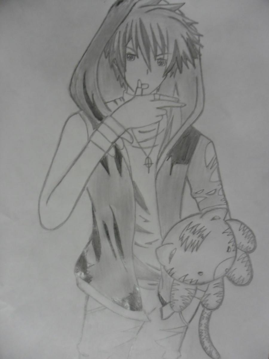 Cool Anime Guy By Xtremeanimefan On Deviantart