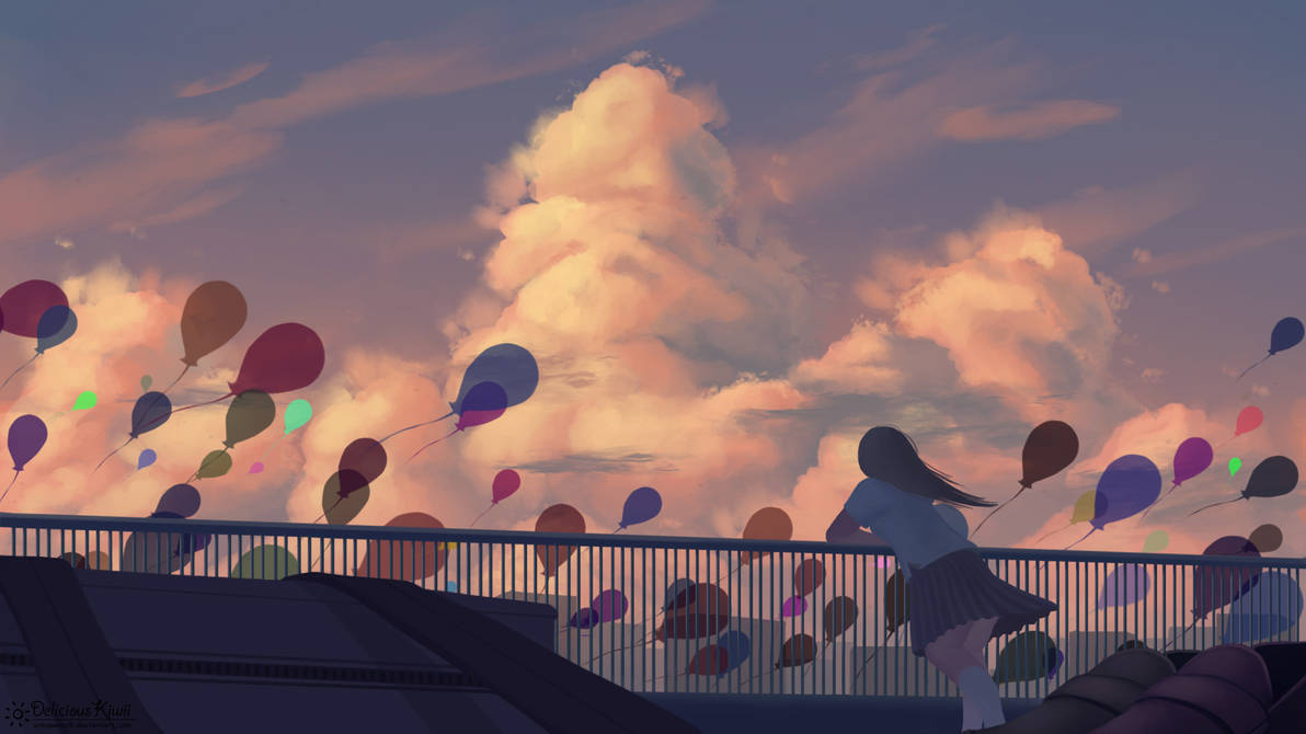 Balloon by UnknownXz9