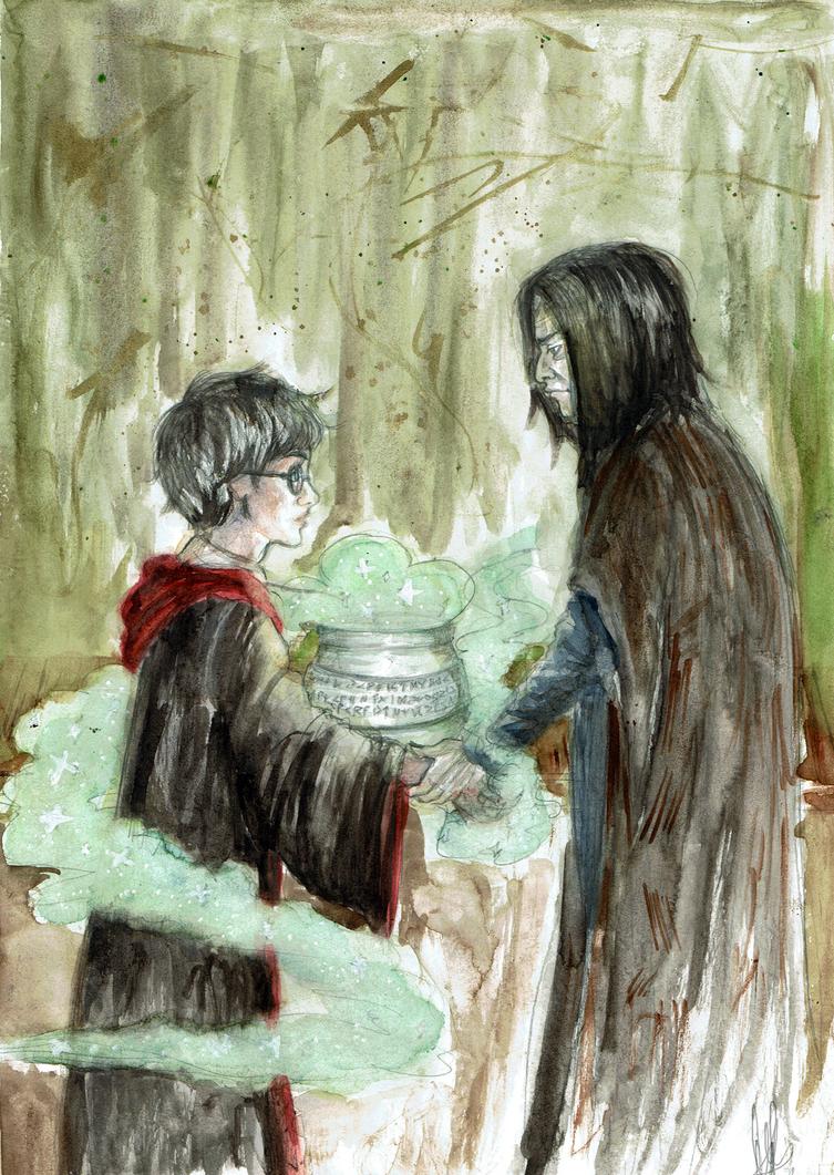 So . . . been enjoying yourself, Potter? by Claudika