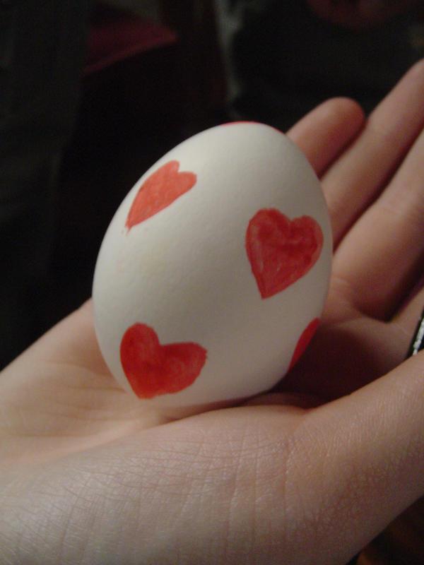 Love egg by Skyer