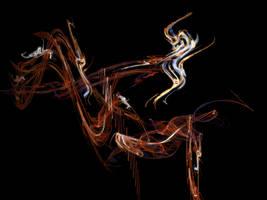 Spirit Rider by Skyer