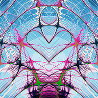 Miror of lines by Skyer