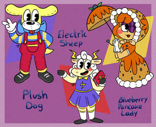 Cuphead Adopts (2/3 OPEN OTA) by TabbyPiggy