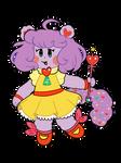 Magical Girl Dreamplushie Adopt - CLOSED