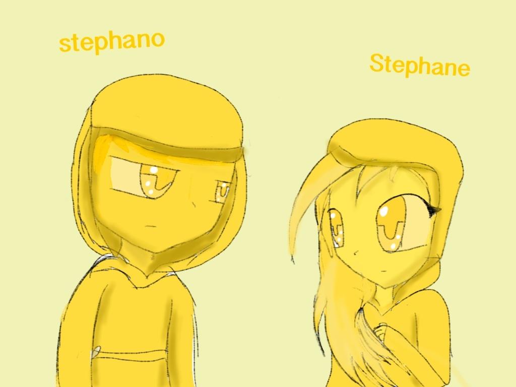 pewdiepie stephano meets stephane by Jcmixs on DeviantArt