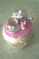 English rose tea set by ZaLita