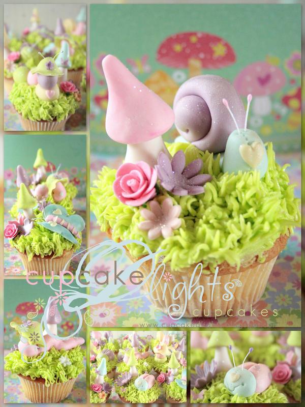 Flower Fairy Cake Ideas
