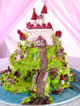 enchanted castle by ZaLita