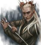 Thranduil - Hobbit