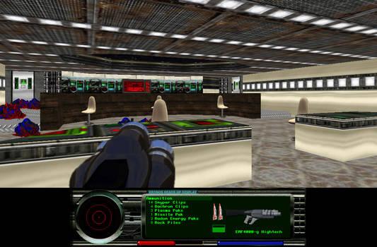 EMR: Traveller control room