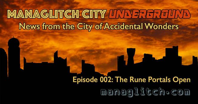 Managlitch Title Card 002