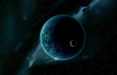 Planetary Wallpaper by Linuron