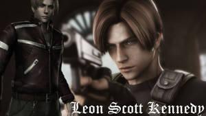Leon Scott Kennedy BG