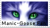 Manic-Goose Fan Miakai Kitty by LeahCK