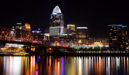 Cincinnati by KrisVlad