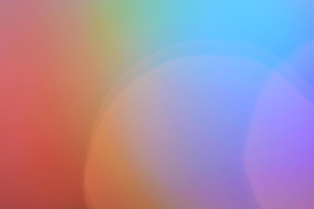 Rainbow Bokeh by KrisVlad