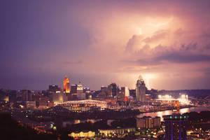 Thunder And Lightning by KrisVlad