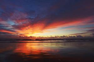 Radiant Sunrise by KrisVlad
