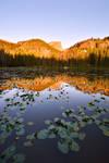 Nymph Lake Sunrise by KrisVlad