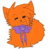 Asuna warm and fuzzy by SecretsOfTheShadows