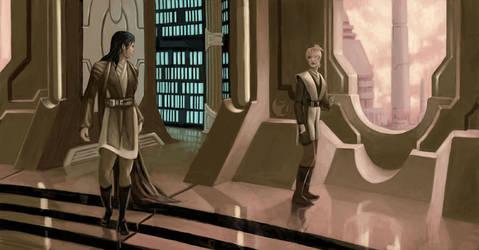 Jedi Temple by defcombeta
