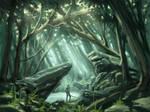 Hidden forest Pool