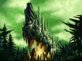 Lost city by defcombeta