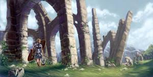 Journey to elysium by defcombeta