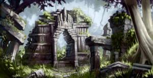 lost Ruins Mk2 by defcombeta