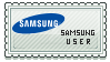 Samsung user stamp by Alecta-DD