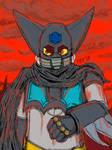 Getter Robo/black getter70's FONDO by LevLeonZack