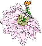 Flora Politis playing piano 4