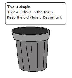 Deviantart Eclipse in the Trash STOP-ECLIPSE by florapolitis