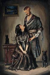 Iris and Olgierd Everec