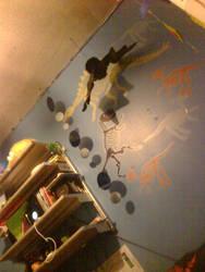 Kids room wall by desbest