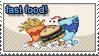 fast food stamp by Chuchan-Riella