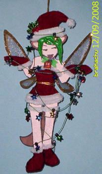 DoMO Christmas Ornament