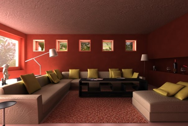 red maroon living room by xnlong on deviantart